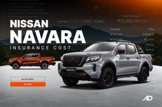 Philippine Nissan Navara Insurance Rates