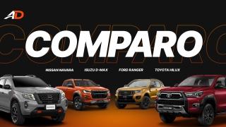 Pickup Truck Comparo