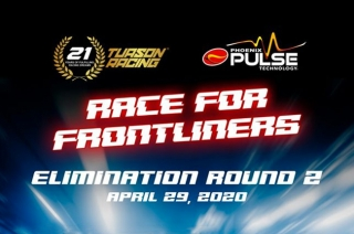Race for frontliners leg 2