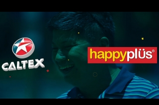 Rediscover happiness at Caltex with your Happy Plus card