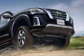 Refreshed 2021 Nissan Terra spied in Thailand