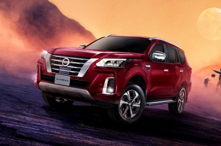 Refreshed Nissan Terra slated for a Thai debut this August 19, 2021