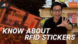 RFID toll payment in the Philippines