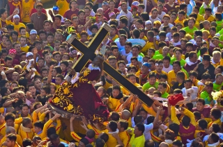 Road closure and alternate routes during the Black Nazarene 2021