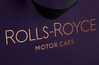 Rolls Royce new logo