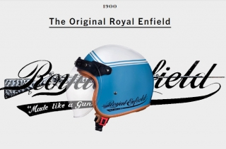 Royal Enfield 120 Years Helmet