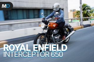 Royal Enfield Interceptor 650 -  Beyond the Ride