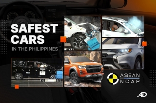 safest cars in the Philippines according to the ASEAN NCAP
