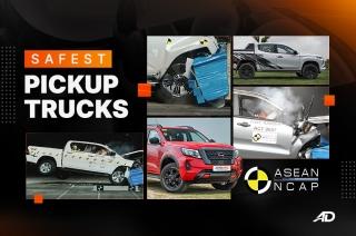Safest Pickup Trucks