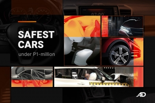 Safetest cars in the philippines under 1M