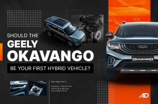 Should the Geely Okavango be your first hybrid vehicle?
