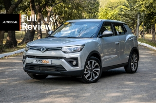SsangYong Tivoli Diesel Review Road test philippines