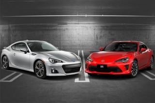 Subaru Toyota partnership