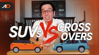 SUVs vs Crossovers: What's the difference? – Behind a Desk