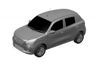 Suzuki Celerio Design Patents