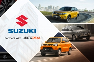 Suzuki increases its digital footprint with AutoDeal