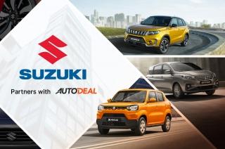 Suzuki increases its digital footprint with AutoDeal
