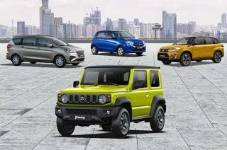 Suzuki Philippines 2019 sales report