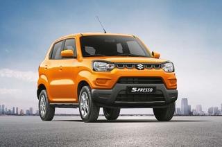 Suzuki S-presso