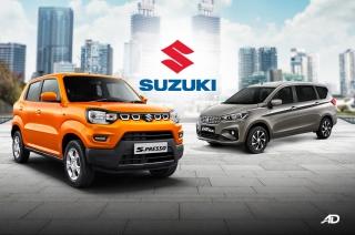 Suzuki S-Presso and Suzuki Ertiga most popular Q3 2020