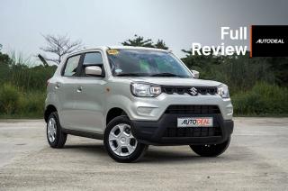 Suzuki S-Presso Full review
