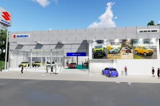 Suzuki San Jose Del Monte soon to rise