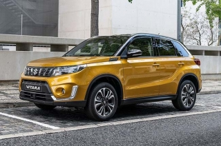 Suzuki stops Vitara importation into the Philippines