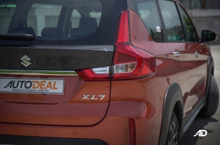 Suzuki XL7 Rear Badge