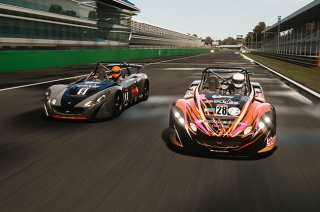 Tang and Clapano earns top spot during Phoenix Pulse FV1 Virtual Cup - Race 2
