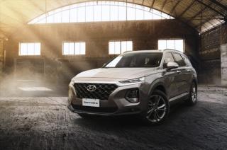 The Hyundai Santa Fe: Engineered Bliss