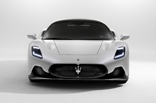 The Maserati MC20 marks the brand's comeback to the supercar segment
