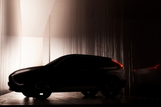 The new Mitsubishi Eclipse Cross showcases the brand's next generation design