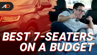 Top 10 7-seaters on a budget