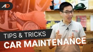 Top 10 Car Maintenance Tips & Tricks