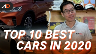Top 10 Cars in the Philippines in 2020
