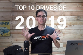 Top 10 Drives of 2019 - Behind a Desk