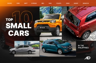 Top 10 small cars in the philippines