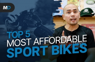 Top 5 Affordable Sport Bikes and California Superbike School Philippines