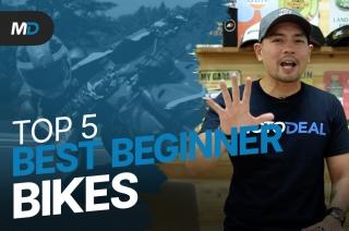 Top 5 Best Beginner Bikes - Behind a Desk