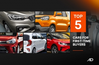 Top 5 Cars for First time Car Buyers