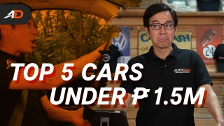 Top 5 Cars in the Philippines for under P1,500,000 – Behind a Desk