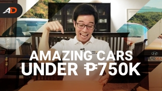 Top 5 Cars in the Philippines Under P750,000 – Behind a Desk