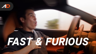 Top 5 fastest cars we've driven – Behind a Desk