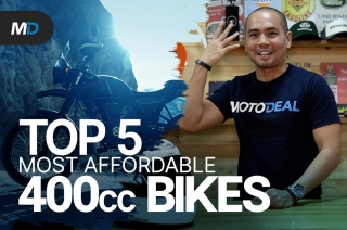 Top 5 Most Affordable 400cc Bikes - Behind a Desk