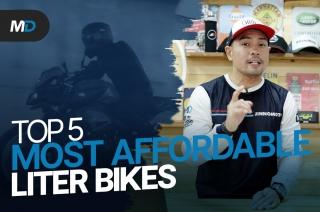 Top 5 Most Affordable Liter Bikes - Behind a Desk