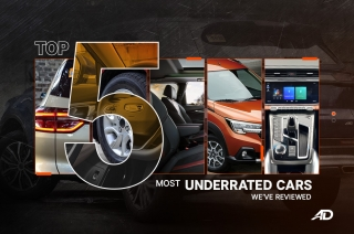 Top 5 most underrated cars in the Philippines