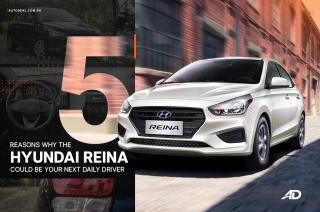 Top 5 reasons the Hyundai Reina could be your next daily driver