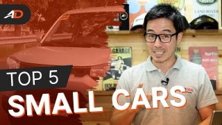 Top 5 Small Cars in the Philippines