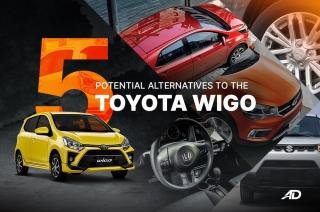 Top 5 Toyota Wigo Alternatives