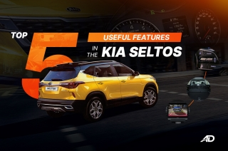 Top 5 useful features in the Kia Seltos